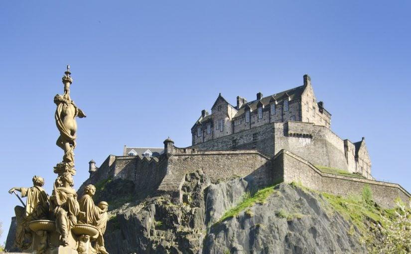 Robert Louis Stevenson Day Edinburgh