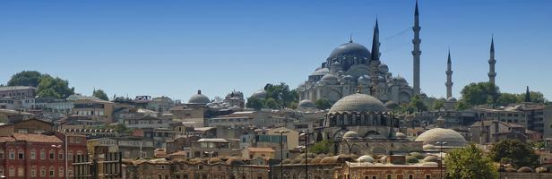 Istanbul blue mosque hippodrome tour