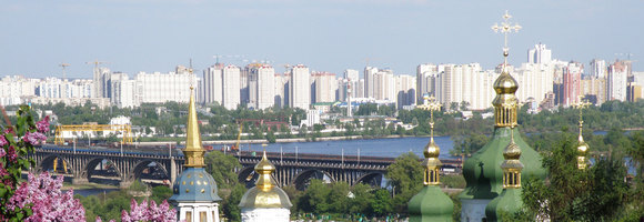 Kiev voicemap walking tours