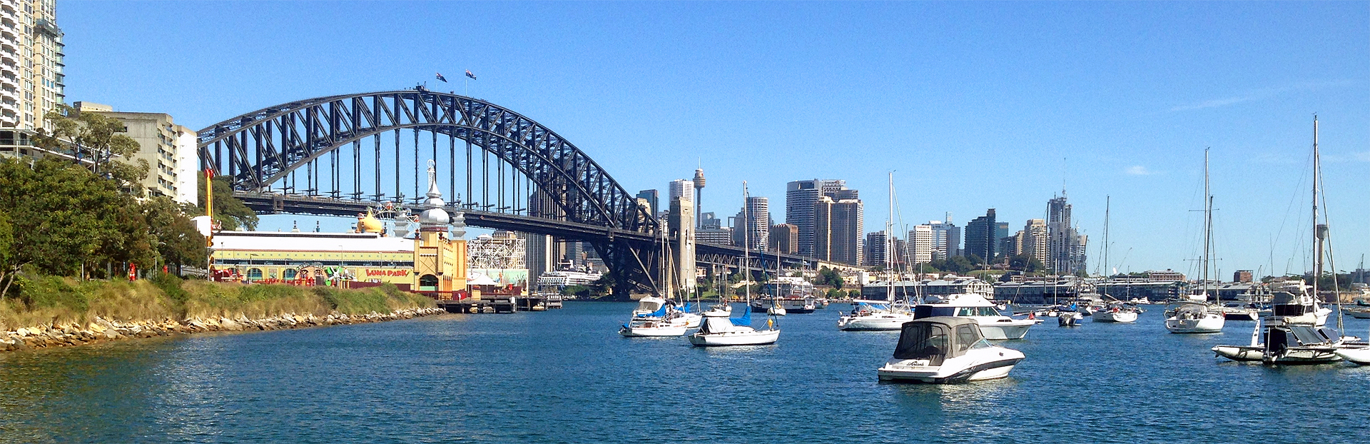Sydney audio tour: A harbour foreshore walk to Lavender Bay