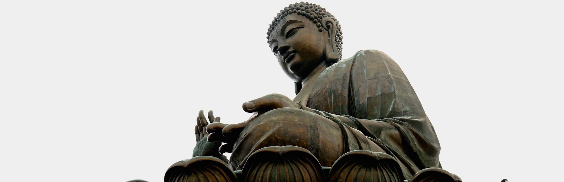 Hong Kong audio tour: Ngong Ping: Walking with Buddha