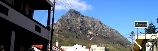 Observatory cape town audio walking tour