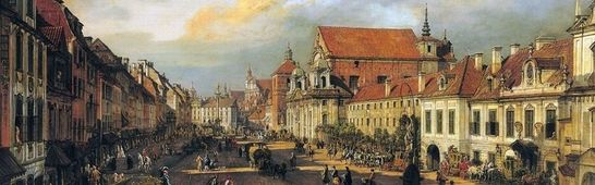 1 bellotto cracow suburb leading to the castle square11a