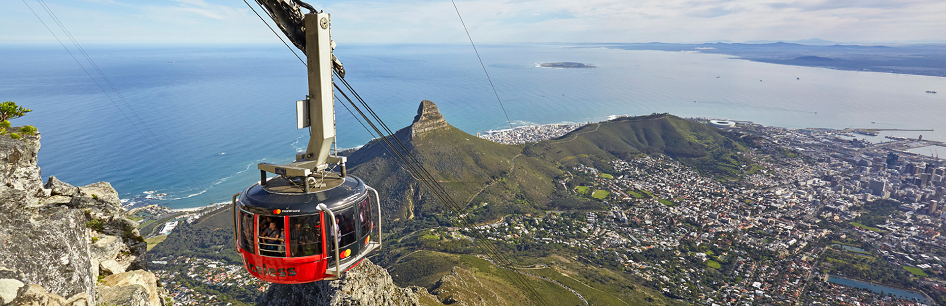 Upper cableway station tour 2