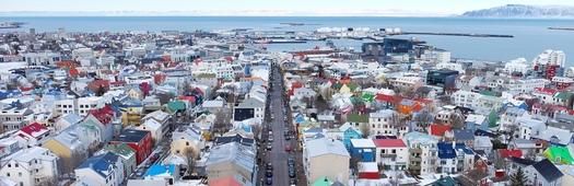 Reykjavik crop