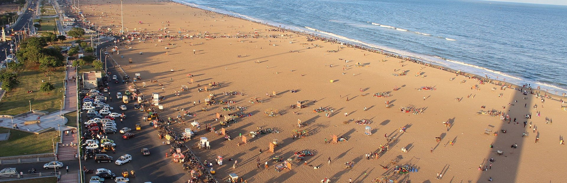 Chennai audio tour: Marina Beach Walk