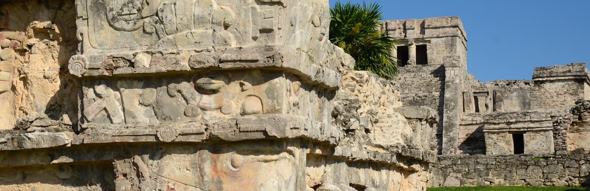Yucatán Peninsula audio tour: Tulum: The Rise of the Descending God