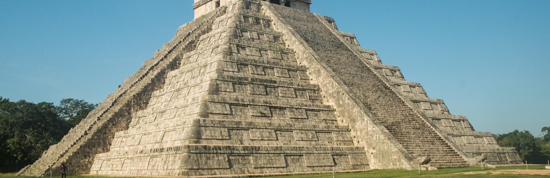 Yucatán Peninsula audio tour: Chichen Itza: The Way of Kukulkan