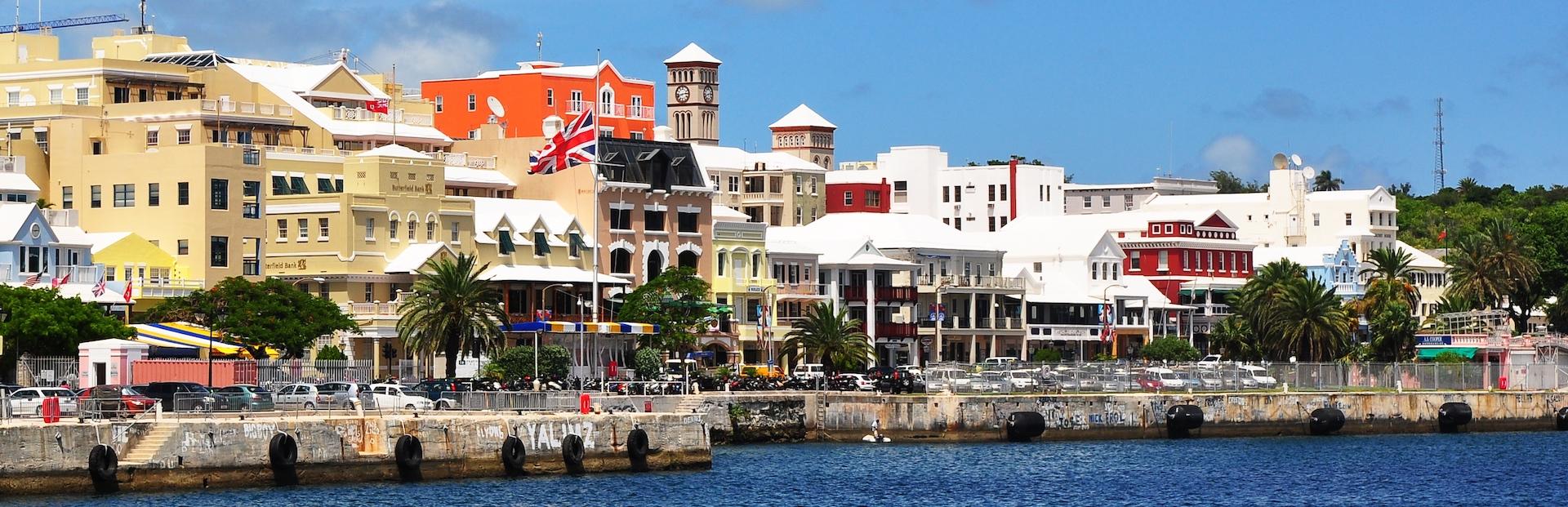 Hamilton audio tour: Look Both Ways: A journey through the lives of Bermuda's LGBT+allies