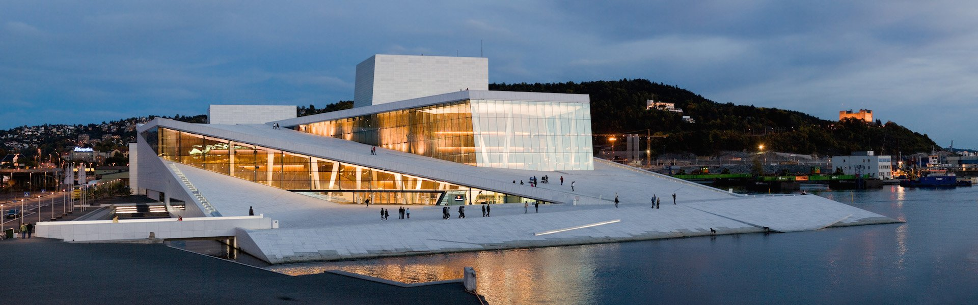 Oslo audio tour: Exploring Downtown Oslo