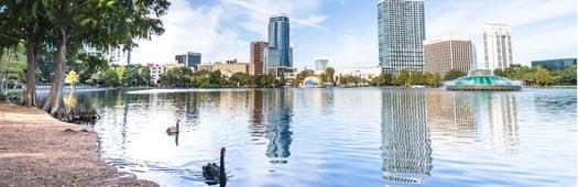 Lake eola cropped