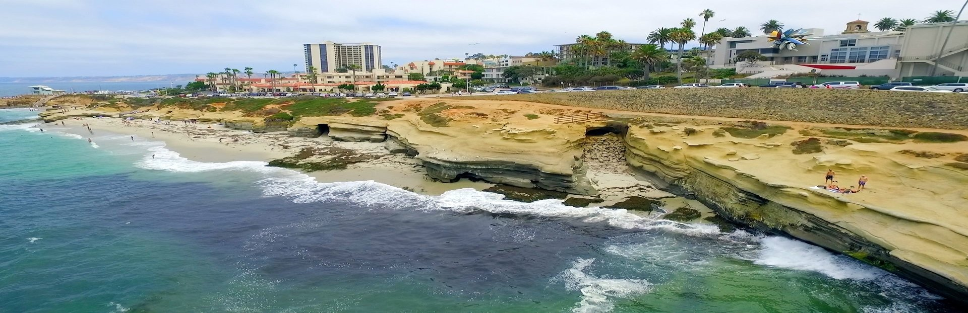 San Diego audio tour: La Jolla: The Riviera of California