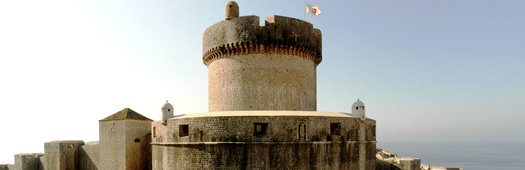 Dubrovnik the walls of liberty tour of the city walls