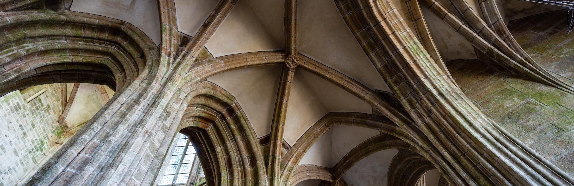 Mont Saint-Michel audio tour: Mont Saint-Michel Abbey Audio Guide