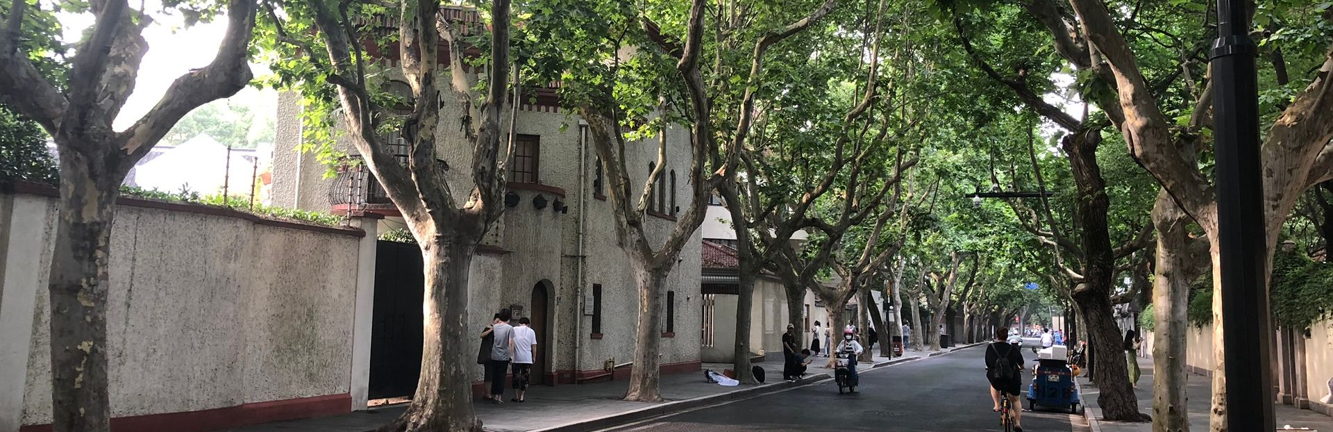 Shanghai audio tour: Gangsters, Secret Gardens and Art Deco Lane Houses: The Hidden History of the French Concession