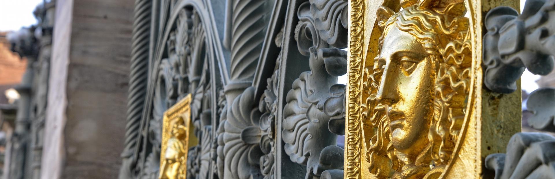 Turin audio tour: Le belle chiese e i palazzi barocchi in Piazza Castello a Torino