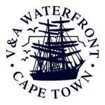 V a waterfront logo