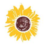 Johnson county library   sunflower logo