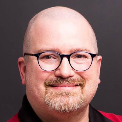 Userpic bald glasses