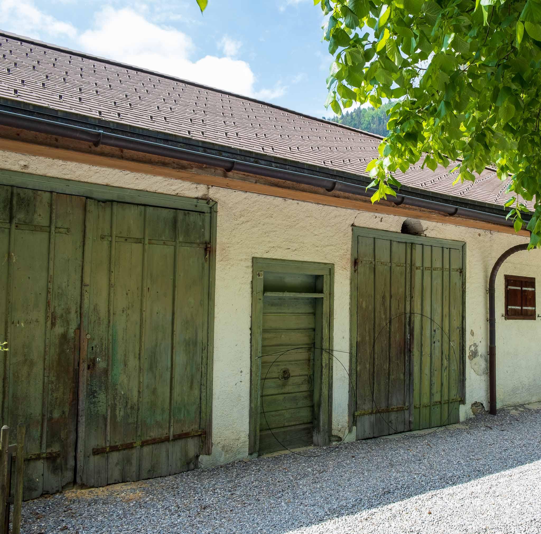 Balthus' Studio on Rossinière audio tour Cowbells, Chalets and Balthus: A Swiss Alpine Village Excursion