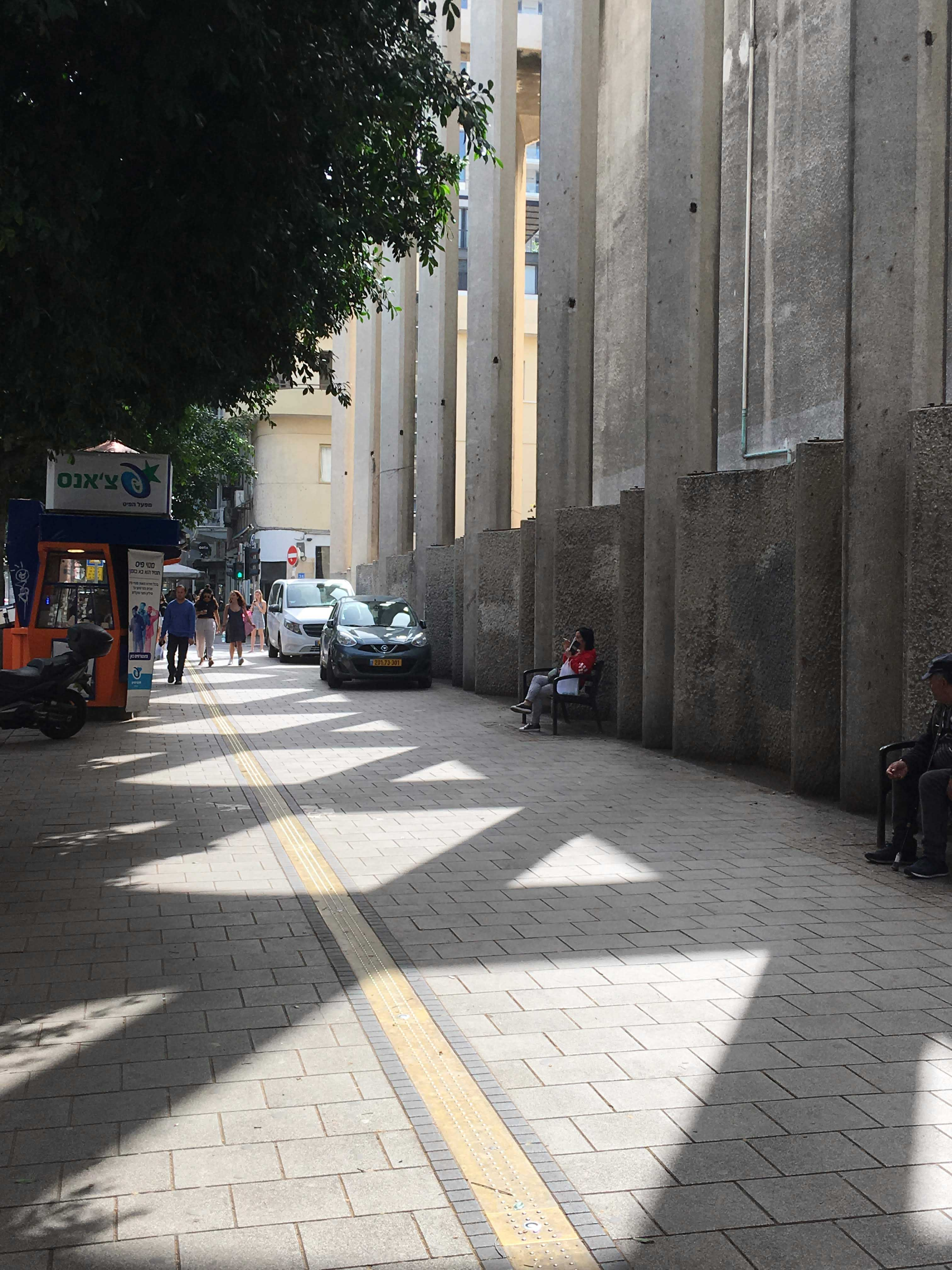 To the Great Synagogue on Tel Aviv audio tour The Trail of Independence: Tracing the origins of modern Tel Aviv