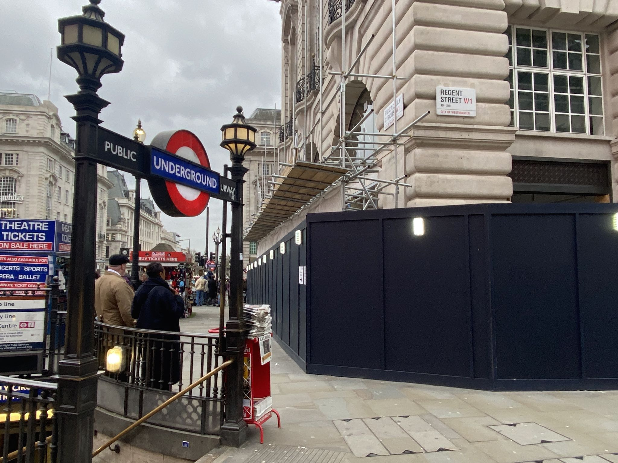 Bem-vindo! on London audio tour Clássicos de Londres