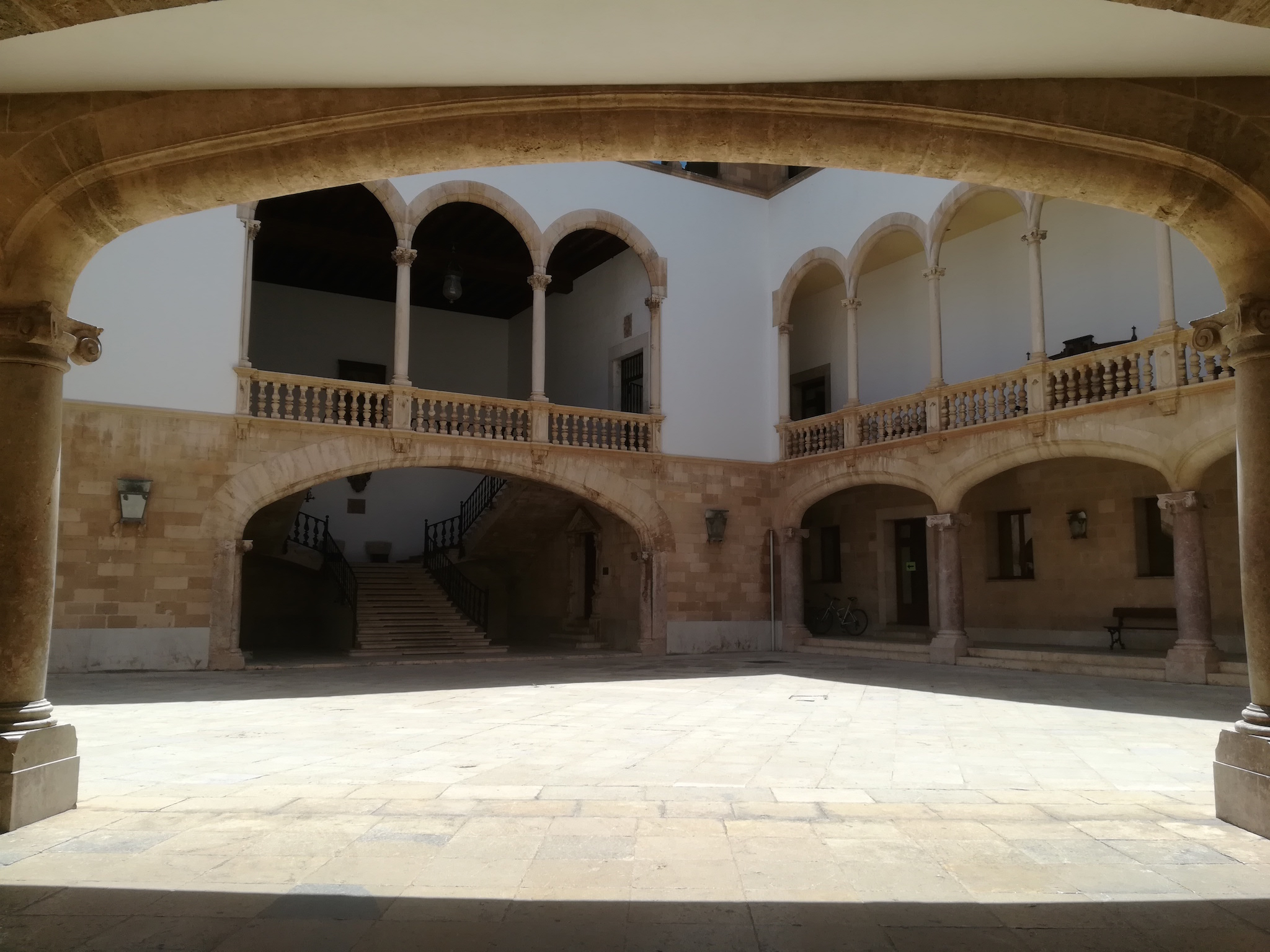 Can Berga: the High Court of Justice of the Balearic Islands on Palma audio tour Palma's Alternative History Tour