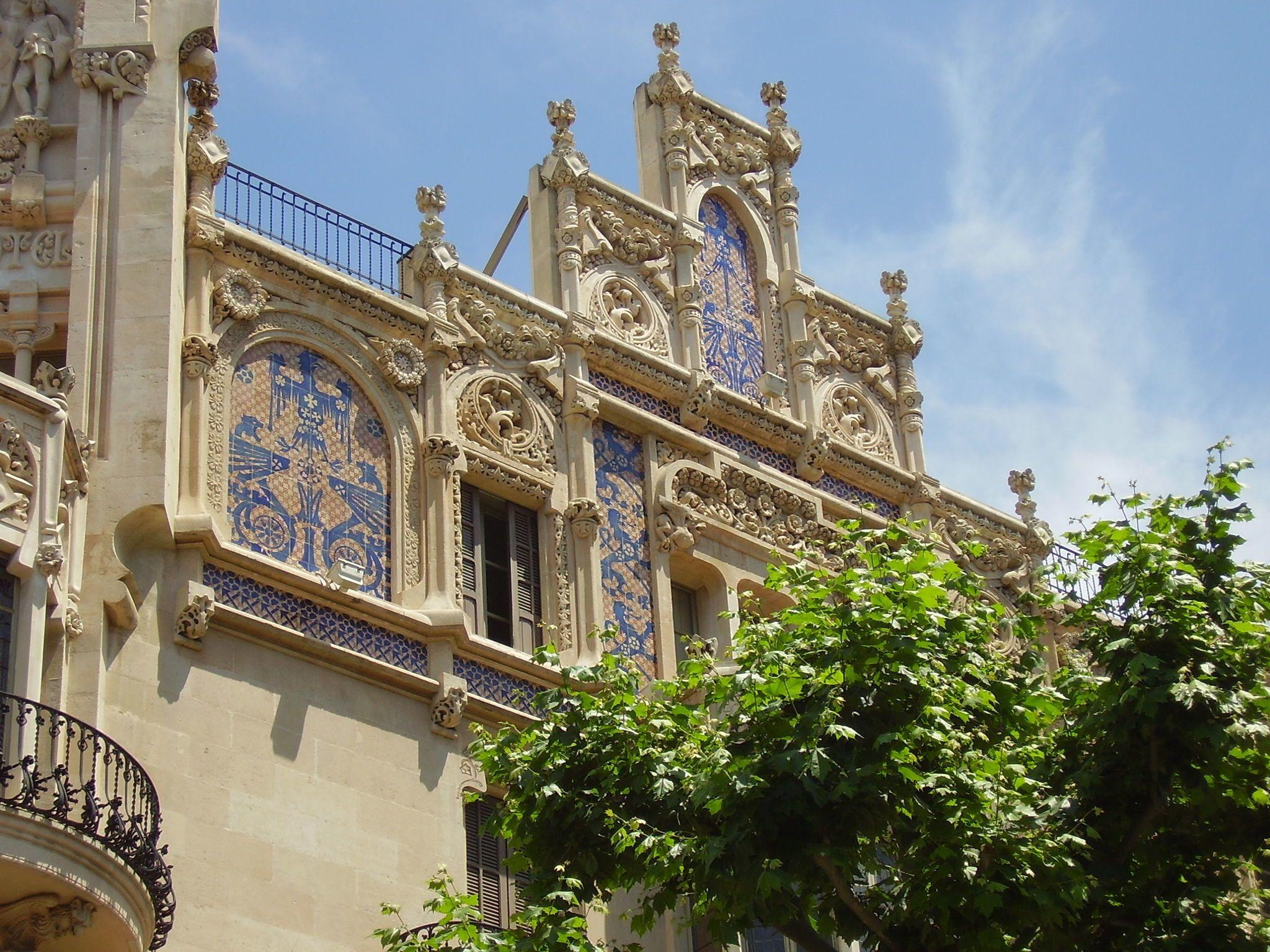 The Grand Hotel on Palma audio tour Palma's Alternative History Tour