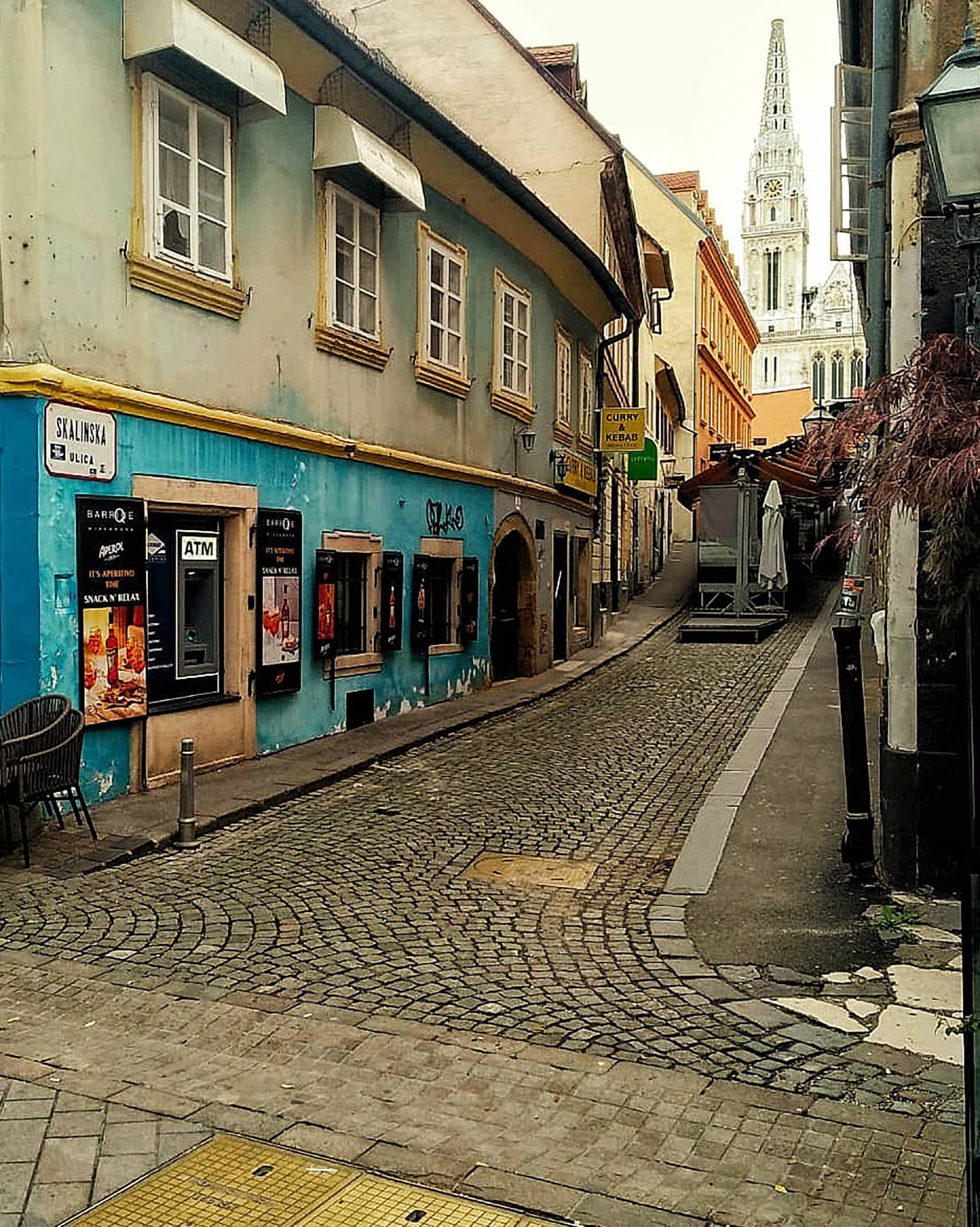 Uncovering Gradec Zagreb S Upper Town Zagreb Audio Tour Voicemap